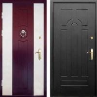 Входная парадная дверь с МДФ с 2-х сторон
