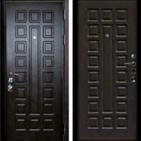Металлическая дверь МДФ с 2-х сторон