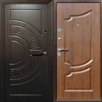 Входная дверь с МДФ с 2-х сторон