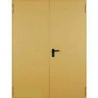 Металлическая дверь в подъезд с порошковым напылением с обоих сторон