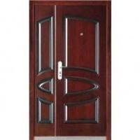 Входная тамбурная дверь с МДФ с 2-х сторон