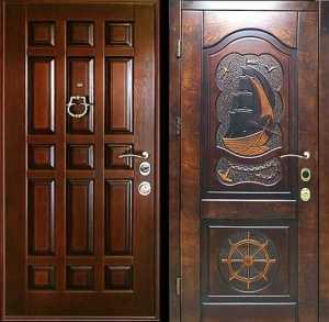 Двери из массива 2