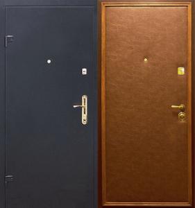 Двери с простым окрасом 2