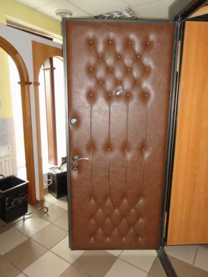 Двери с винилискожей 1
