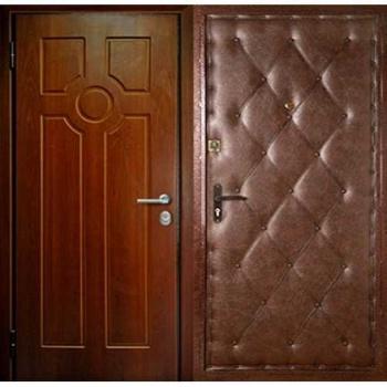 Двери с винилискожей 2