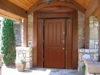Двери для дачи 1