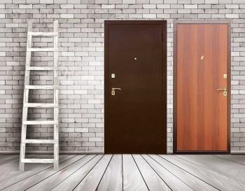 Двери с ламинатом 2
