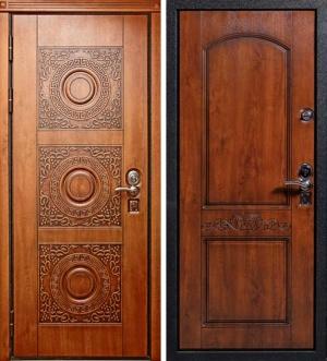Двери с МДФ 2