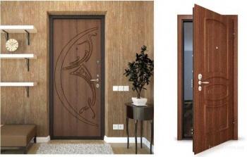 Двери с МДФ 1
