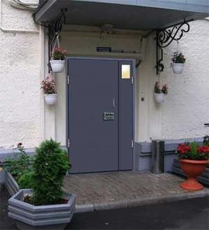 Двери в подъезд 2