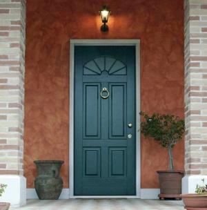 Двери в коттедж 2