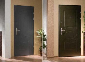 Двери эконом-класса 2