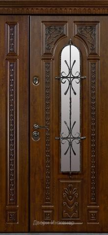 Дверь с терморазрывом DR457