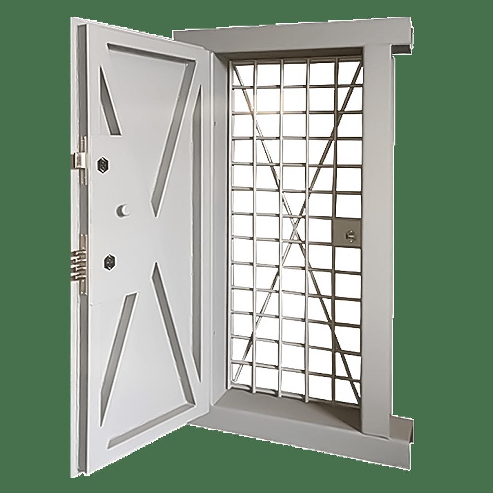 Металлическая дверь КХО-3